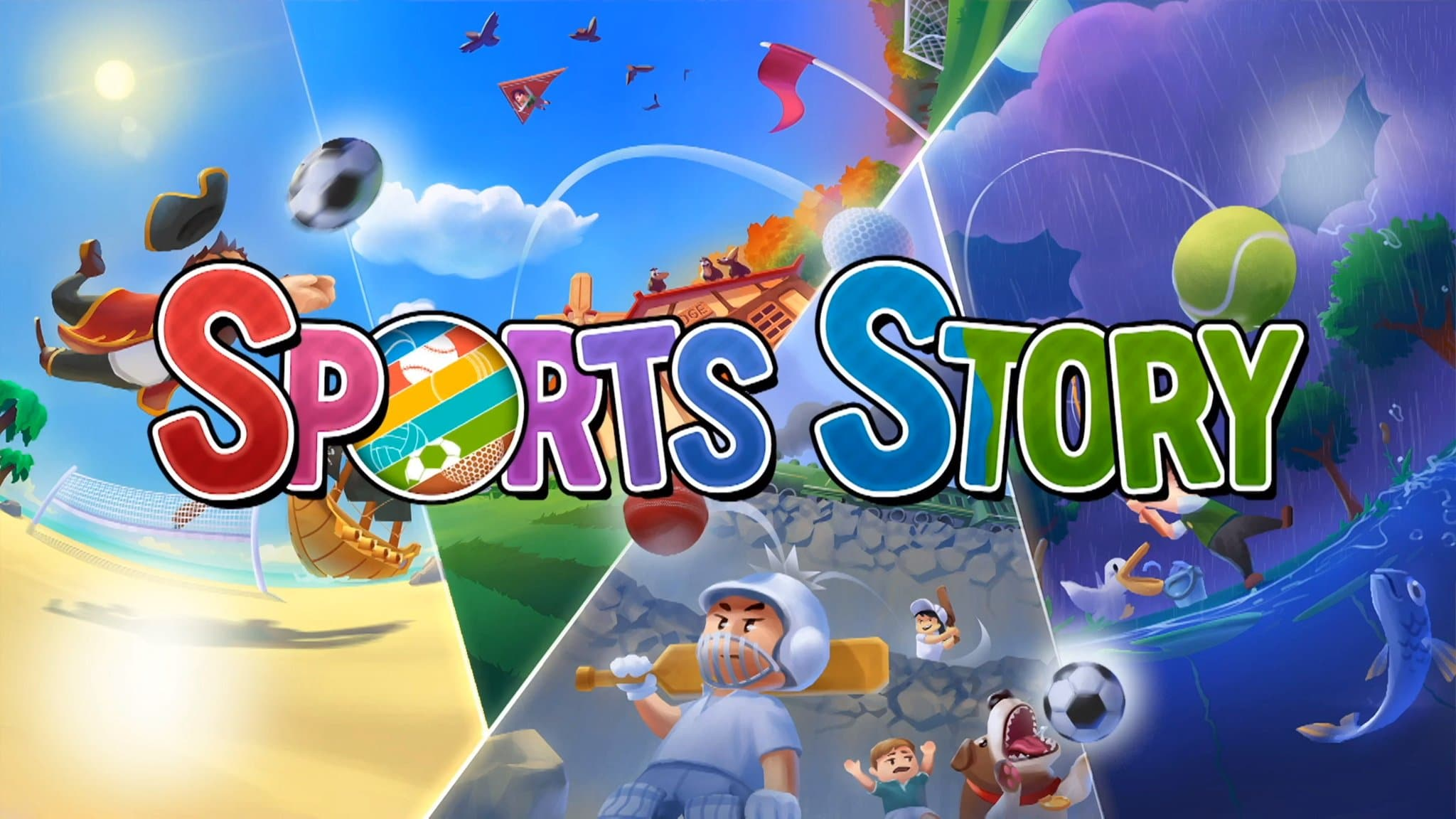 Sidebar Games comparte novedades sobre Sports Story, la esperada secuela de Golf Story