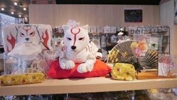 El Capcom Cafe de Ikebukuro recibe un menú temático y una nueva tanda de merchandising de Okami