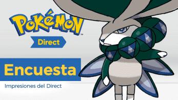 [Encuesta] ¿Qué te pareció el Pokémon Direct de hoy?
