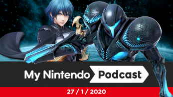 My Nintendo Podcast 4×5: Temtem vs. Pokémon, Byleth en Smash Bros., predicciones de Nintendo Direct y más