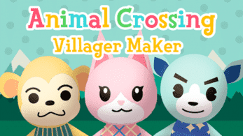 Una estudiante publica en Scratch un creador de vecinos de Animal Crossing
