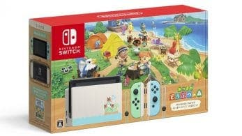 GEO ha decidido sortear la Nintendo Switch de Animal Crossing en Japón ante la falta de stock