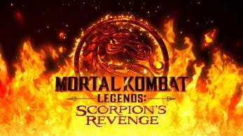 Warner Bros. Animation anuncia la película animada Mortal Kombat Legends: Scorpion's Revenge