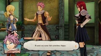 Fairy Tail: Estas capturas nos muestran al detalle cómo luce su videojuego