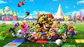 Nintendo incluye una referencia a Mario Party 8 en su última patente registrada