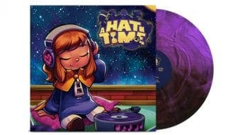 La banda sonora original en vinilo de A Hat in Time ya está disponible para reservar