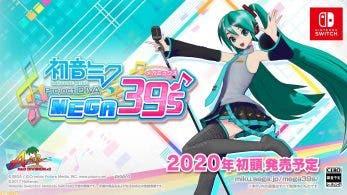 SEGA comparte diversas pistas incluidas en Hatsune Miku: Project DIVA Mega Mix
