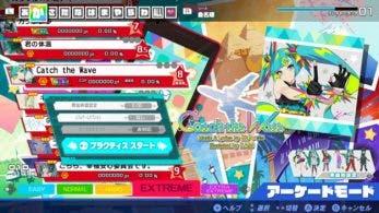 Hatsune Miku: Project Diva MegaMix detalla el modo práctica, las opciones de configuración y más