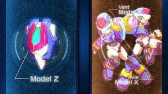 Capcom comparte un nuevo tráiler de Mega Man Zero/ZX Legacy Collection