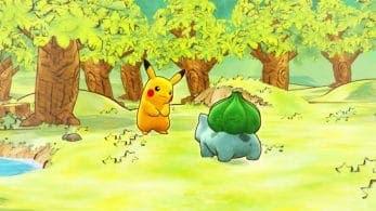 Tráiler de gameplay de Pokémon Mundo misterioso: Equipo de rescate DX
