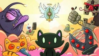 Purrs in Heaven está de camino a Nintendo Switch
