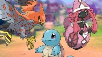 Lista actualizada de los 101 Pokémon confirmados hasta ahora para el pase de expansión de Espada y Escudo
