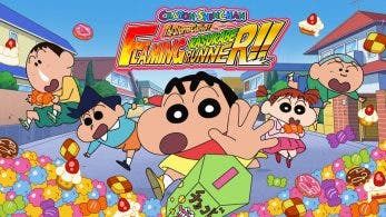 Crayon ShinChan The Storm Called Flaming Kasukabe Runner!! ya está disponible en Nintendo Switch