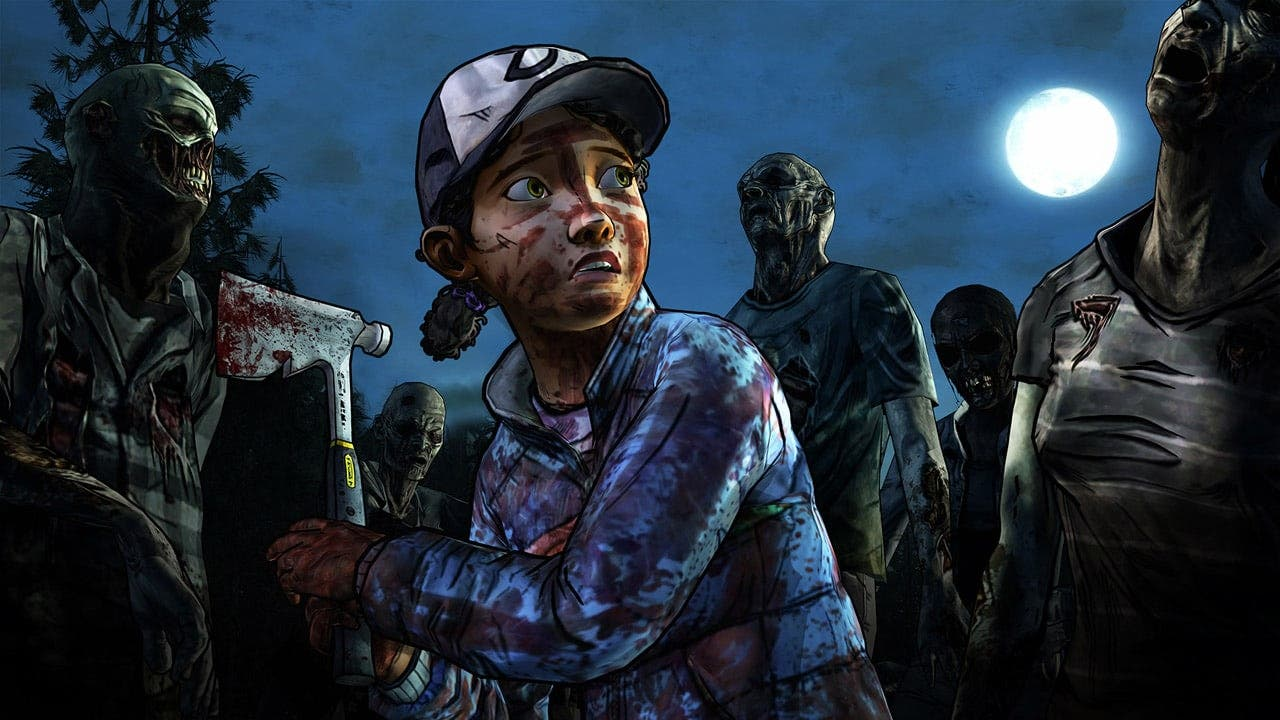 [Act.] Nintendo lista The Walking Dead: Season Two y The Walking Dead: A New Frontier para hoy en Switch