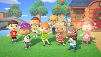 Así fue el área de Animal Crossing: New Horizons en el World Hobby Fair 2020