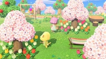 Ya puedes visitar la web teaser de Animal Crossing: New Horizons