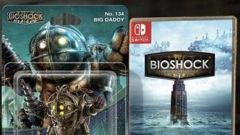 Imaginan cómo podría ser el boxart y un amiibo de Bioshock: The Collection para Nintendo Switch