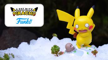 Esta es la nueva figura de la colección A Day With Pikachu de Funko: Surprising Weather Ahead