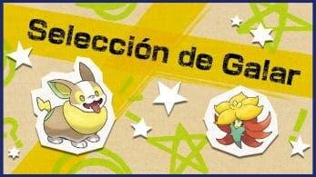 Pasos para reclamar la recompensa del torneo Selección de Galar en Pokémon Espada y Escudo