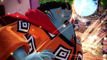 Carrot y Jinbe protagonizan los nuevos vídeos de One Piece: Pirate Warriors 4