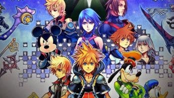 Este es el extraño listado de Kingdom Hearts: The Story So Far para Nintendo Switch que está circulando por internet