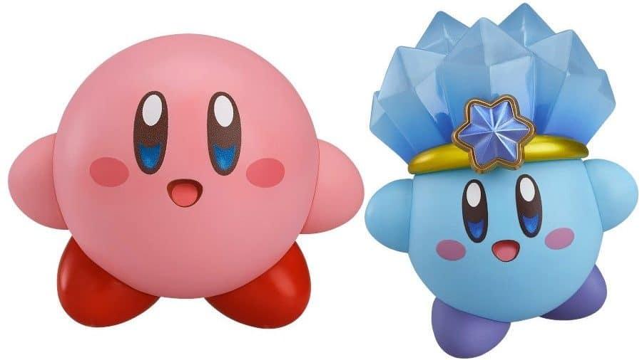 Las figuras Nendoroid de Kirby y Kirby Hielo serán reimpresas y ya están abiertas la reservas de la de Waddle Dee en Japón