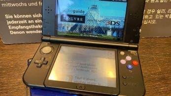 El Museo del Louvre tiene una edición única de New Nintendo 3DS XL