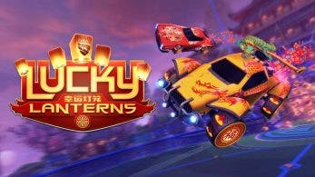 [Act.] Rocket League confirma el evento Lucky Lanterns para el 20 de enero