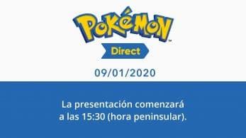 [Act.] Anunciado un Pokémon Direct para el 9 de enero