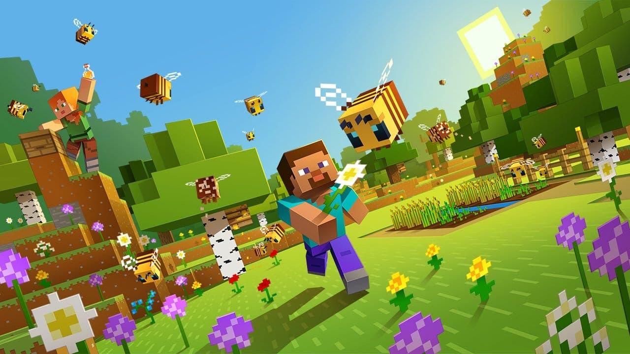 Minecraft recibe la actualización 1.17.10 en Nintendo Switch