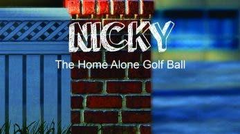Nicky – The Home Alone Golf Ball confirma su estreno en Nintendo Switch para el 7 de enero