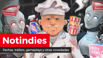 Novedades indies: Not Tonight: Take Back Control Edition, Bloodstained, Cook, Serve, Delicious! 3?!, Eclipse: Edge of Light, SpeedRunners y más