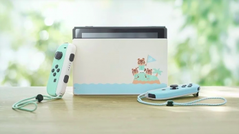 La Nintendo Switch edición Animal Crossing: New Horizons recibe un restock en Australia, pero se agota inmediatamente