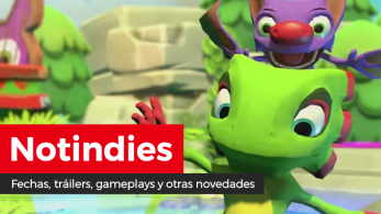 Novedades indies: Earthfall, Octahedron, Signature Edition, Yooka-Laylee and the Impossible Lair, Asemblance y más