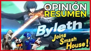 [Vídeo] Resumen y opinión del directo de Byleth de Fire Emblem en Super Smash Bros. Ultimate