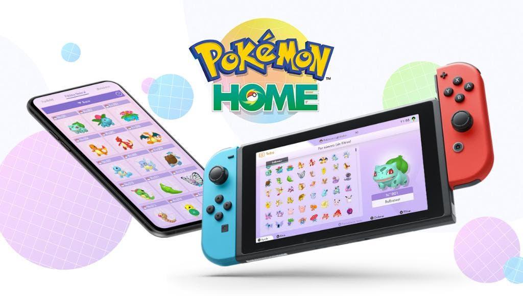 Nuevos detalles de Pokémon Home: Transferir, intercambiar, puntos y mucho más
