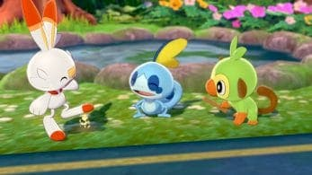 Un fan recrea todos los Pokémon de la 8º generación con el estilo de Pokémon Amarillo