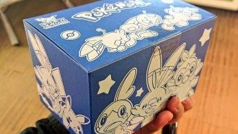 Se muestran nuevos paquetes para los productos de los Pokémon Stand