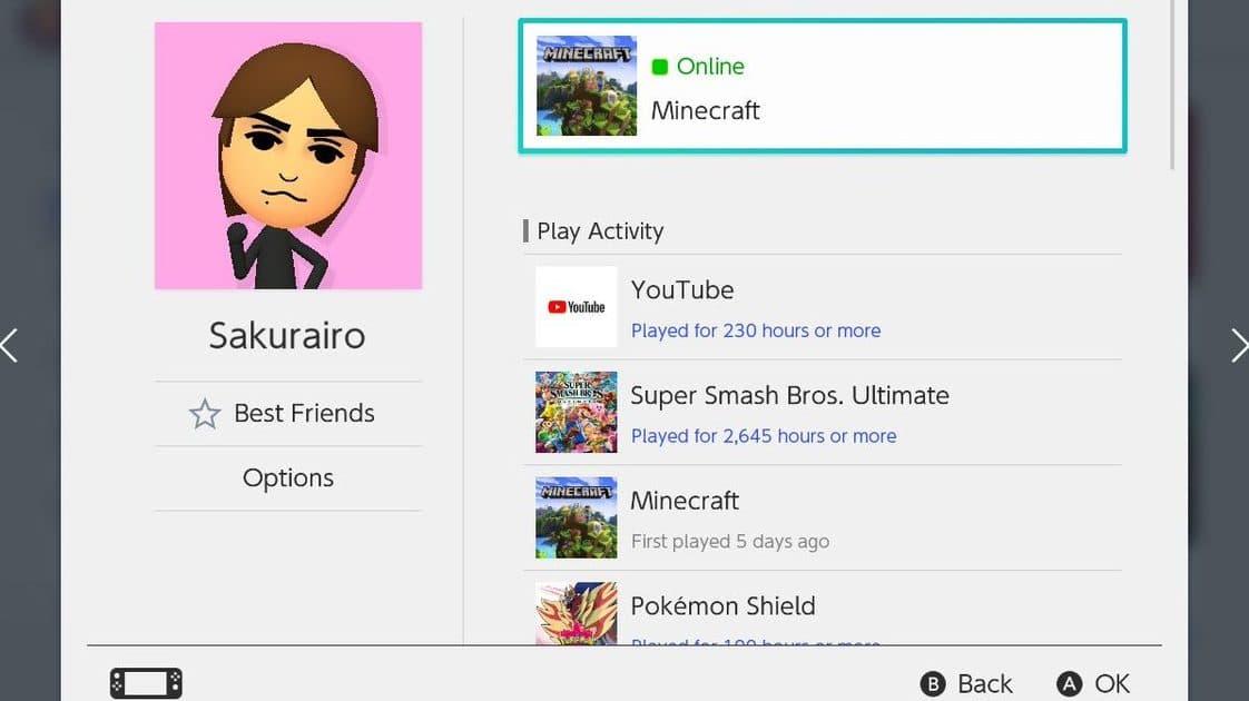 El supuesto perfil de Nintendo Switch de Masahiro Sakurai se hace viral en redes sociales