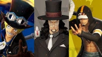 Sabo, Rob Lucci, y Trafalgar Law protagonizan los nuevos vídeos de One Piece: Pirate Warriors 4