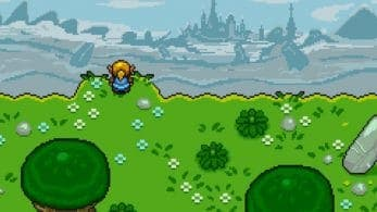 Artista imagina cómo se vería The Legend of Zelda: Breath of the Wild en SNES