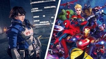 Astral Chain y Marvel Ultimate Alliance 3: The Black Order superan el millón de unidades vendidas
