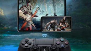 Sony pregunta a los propietarios de PS4 si quieren jugar mediante Remote Play en Nintendo Switch