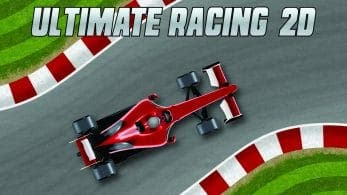 Ultimate Racing 2D llegará a Nintendo Switch el 6 de enero
