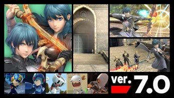 Super Smash Bros. Ultimate se actualiza a la versión 7.0.0 recibiendo a Byleth