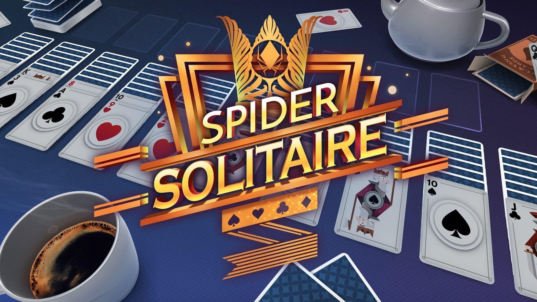 Spider Solitaire, de Baltoro Games, llegará a Nintendo Switch el próximo 17 de enero