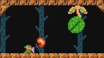 Jugadores de Super Mario Maker 2 están creando niveles casi imposibles de The Legend of Zelda
