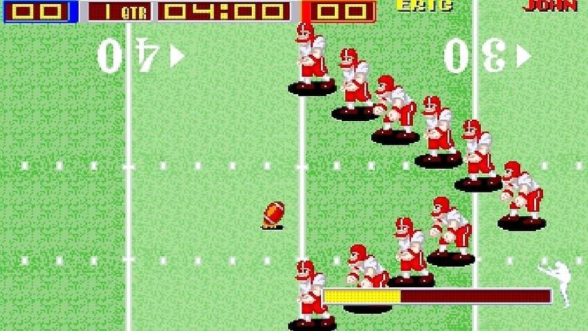 Arcade Archives Tecmo Bowl llega a Nintendo Switch el 30 de enero