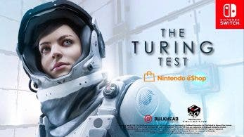 Square Enix Collective anuncia The Turing Test para Nintendo Switch: disponible el 7 de febrero