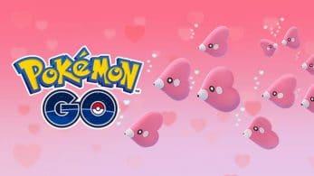 Jugadores de Pokémon GO se indignan después de que un «bug» restablezca las tareas del desafío de colección de San Valentín